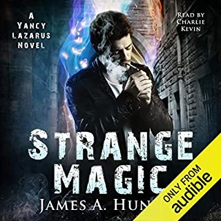 Strange Magic audiobook cover art
