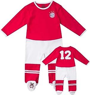 FC Bayern München Baby Overall Trikot