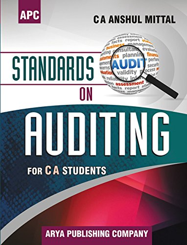 Standards on Auditing for CA Students