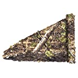 Auscamotek Camo Netting Camouflage Net for Turkey Blind Material Soft Quiet -Green 5x10Ft