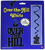 Over-The-Hill Whirls (5/Pkg) 【Creative Arts】 [並行輸入品]