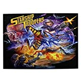 Starship Troopers 1997 500 Pieces of Interesting Puzzles Adult Children Family Friends Wooden Puzzle Puzzle Puzzle Toys