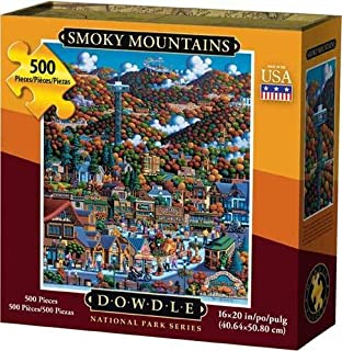Best smokey mountain puzzle Reviews