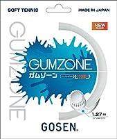 GUMZONE(ガムゾーン) ソフトテニス用ストリング 11.5m スピリットブルー(SB) SSGZ11SB