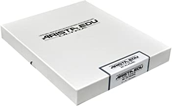 Arista EDU Ultra VC RC Black & White Photographic Paper, Pearl, 8x10, 100 Sheets