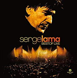 Serge Lama: Best of Live
