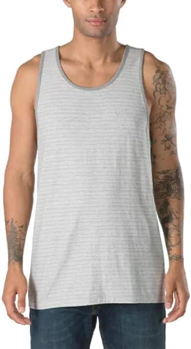 Amazon.com: Vans Classic Tank Top para hombre: Clothing