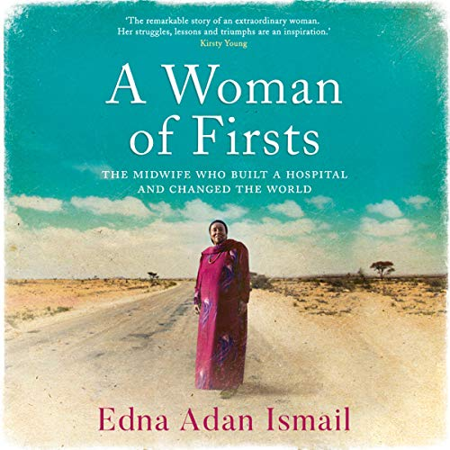 A Woman of Firsts cover art