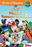 World of Reading: Mickey Mouse Clubhouse Minnie's Summer Vacation: Pre-Level 1