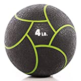 Power Systems Elite Power Med Ball Prime, 4 Pounds, Lime (25561)