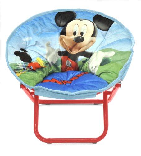 Disney Minnie Mouse pour enfant Chaise de Soucoupe - Version Anglaise