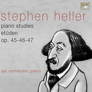Heller: Piano Studies