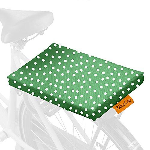 BikeCap Pillow DOT Bike Kissen, One Size, grün - grün, Einheitsgröße