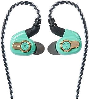 $49 » BLON BL05S in Ear Earphone, HiFiHear in Ear Headphone 10mm Carbon Diaphragm Dynamic Drive Bass HiFi DJ in Ear Monitor, in ...