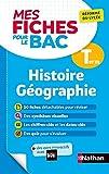 Mes Fiches pour le BAC Histoire Géographie Terminale