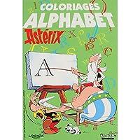 XYZ AFFAIRE, Astérix y Obélix, El Alfabeto - Libro para Colorear (Farine)