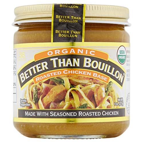 Better Than Bouillon Organic Roasted Chicken Base, 8 oz