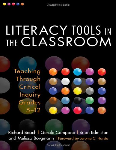 Literacy Tools in the Classroom: Teaching Through...