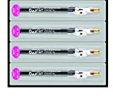 Eyetex Dazller Eyebrow Pencil 1.5g. Soft gentle application with salon effect defination. Sharpner included in cap. Vegan; Cruelty free; Not tested on animals.