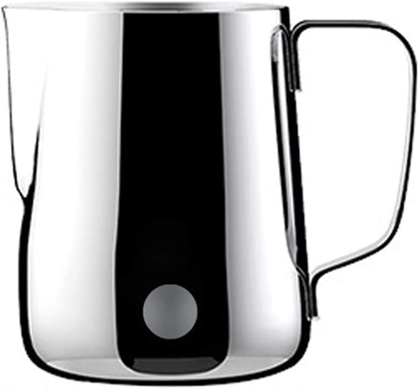 Sauce Boat Espresso Milk Frothing Pitcher Stainless Steel Creame