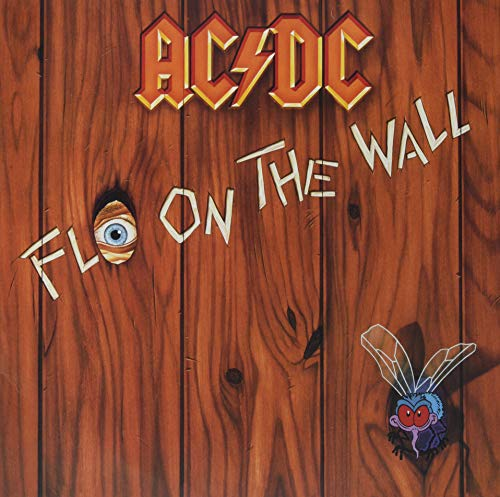 Fly On The Wall [Disco de Vinil]