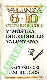 recensione Valenza 6 10 ottobre 1984