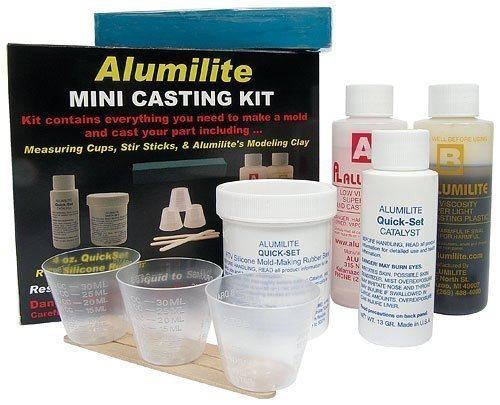 Alumilite Mini Casting Kit by Alumilite