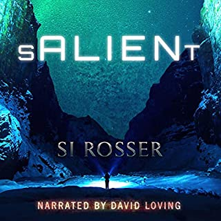 Salient audiobook cover art