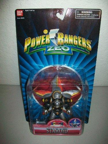 Power Rangers Zeo Bandai 1996 5' Evil Space Alien Staroid action figure MOSC MOC