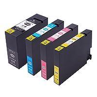 互換インク CANON PGI-2300【BK/C/M/Y 】【 チップ付き 】 対応機種:MB5330/MB5030/IB4030