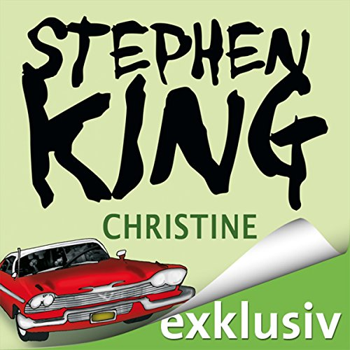Christine [German Edition] audiobook cover art