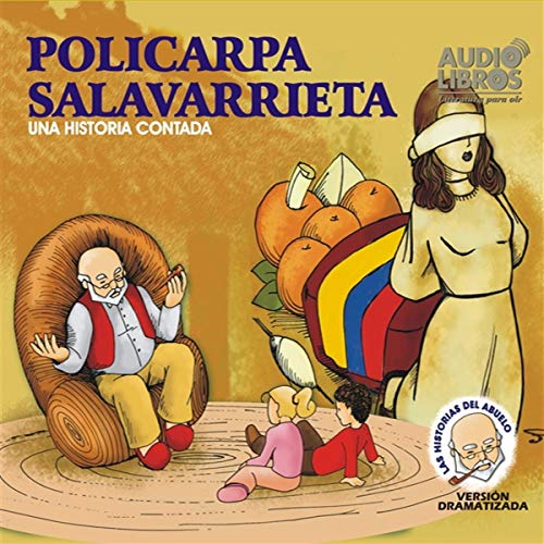 Policarpa Salavarrieta cover art