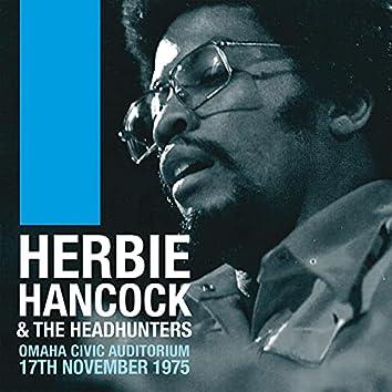 Live At Omaha Civic Auditorium, 17Th November 1975 (Remastered)