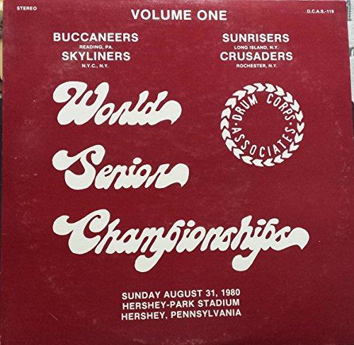 World Senior Championship Drum Corps August 1980 Hershey
