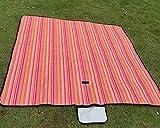 FFAA Mapa De Picnic Al Aire Libre Manta De Playa Matura Impermeable Matra De Rastreo Matera De Viaje Matera De Picnic Mat-150 * 180 Cm