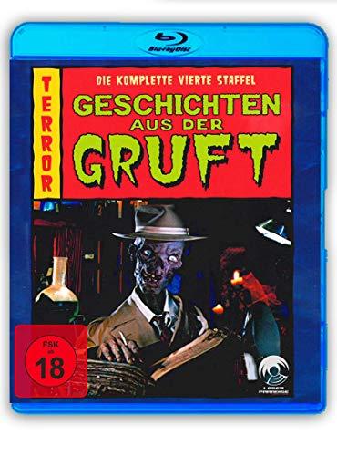 Geschichten aus der Gruft - Staffel 4 [Blu-ray]