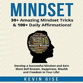 Mindset audiobook cover art