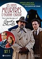 Les Petits Meurtres D'agatha Christie: Set 1 [DVD] [Import]