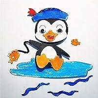 卸売ダイカッティングダイペンギンカップルディスクメタルクラフト紙ダイスクラップブッキング/DIYエンボス金型クリスマス年賀状