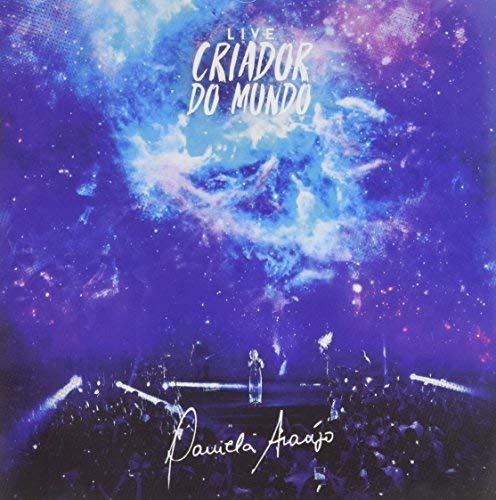 Criador Do Mundo - Live [CD]