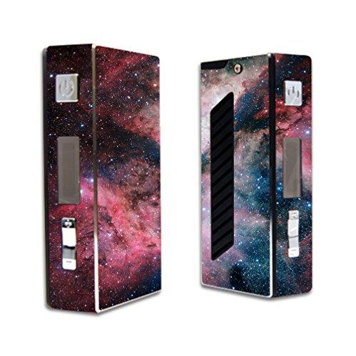 Decal Sticker Skin WRAP Space Nebula for Sigelei 50W VR2