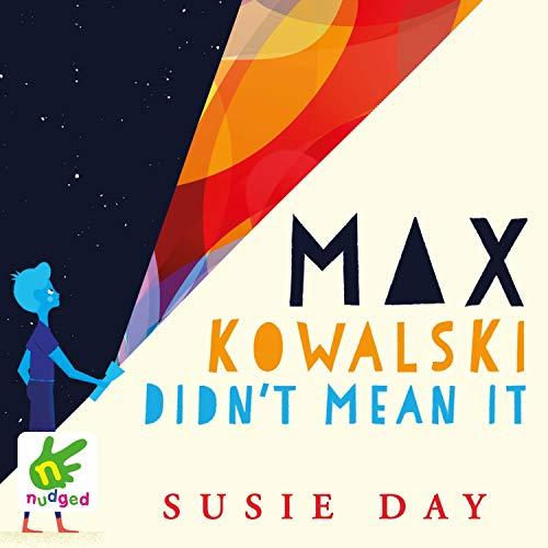 Max Kowalski Didn't Mean It cover art