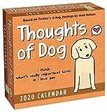 THOUGHTS OF DOG 2020 DAY-TO-DA - Matt Nelson