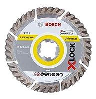 ボッシュ(BOSCH) X-LOCK ダイヤホイール (スタンダード・125mmφx1.6㎜) 2608615166