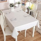 Tischdecken Baumwolle Leinen Kunst Nordic Wohnzimmer Tischdecke Rechteckigen Couchtisch Tischdecke Einfache Kühlschrank TV Schrank Staubschutz Tuch Benutzerdefinierte (Größe: 140X220 cm (54,