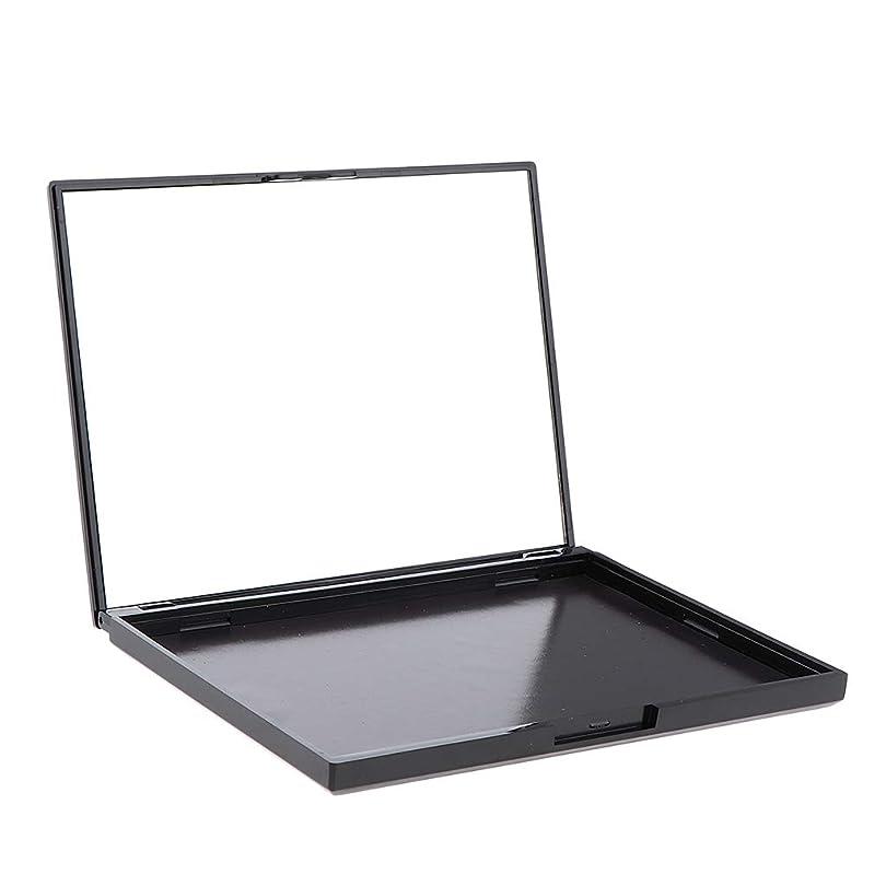 エコー洗剤煙突CUTICATE 磁気パレットボックス 空の磁気パレット メイクアップ 化粧 コスメ 収納ボックス 便携 10x12cm 全4色 - ダイヤモンドスケルトン