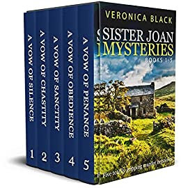 THE SISTER JOAN MYSTERIES BOOKS 1–5 five totally gripping murder mysteries box set (Brilliant crime thriller box sets) by [VERONICA BLACK]