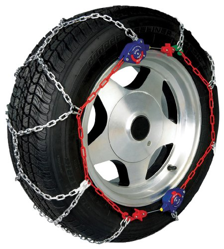Peerless 0155005 Auto-Trac Tire Traction Chain - Set of 2