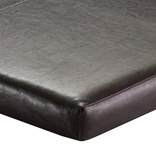 Winsome Paige Bench Cushion, Espresso