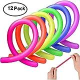 AMEITECH Bunte sensorische Fidget Stretch Spielzeug hilft reduzieren Zappeln durch Stress und Angst...